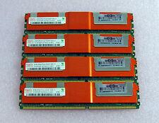8GB (4 x 2 GB) PC2-5300F DDR2 samsung Server di memoria RAM Joblot Apple Mac Pro 2006