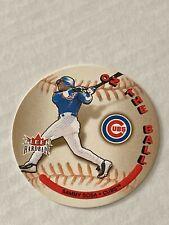 Sammy Sosa 2003 Fleer Hardball On The Ball Insert Card #12 Chicago Cubs