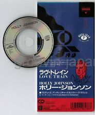 "HOLLY JOHNSON Love Train Frankie Goes To H JAPAN 3"" CD 09P3-6138 Former Rental"