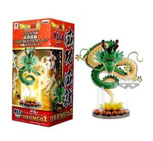 Dragon Ball Z Figurine Shenron Mega World Collectable Banpresto 14cm