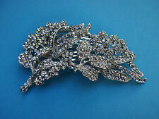 Bridal / Bendable / Crystal / Hair Comb / Diamontes / Wedding / formal / party