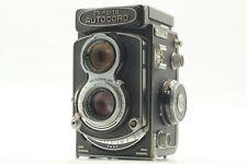 [Exc+++++] Minolta AUTOCORD TLR Film Camera / Rokkor 75mm f3.5 From JAPAN