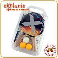 SUNFLEX TANGO 2 Players Table Tennis Starter Kit 2 Bats+3 Balls+1 Net & Post Set