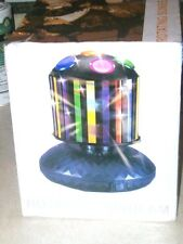 """NEW """"MULTI COLOR SUNBEAM ROTATING PARTY LIGHT"""" GREAT FOR PARTY'S OR NIGHT LIGHT"""