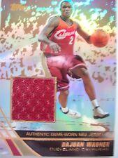 2004 TOPPS BASKETBALL GAME JERSEY GOLD  DAJUAN WAGNER # JE-DWA CAVS 43/99  BX54