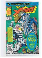 X-FORCE # 18 X-CUTIONNER'S SOUS PLASTIQUE ORIGINAL AVEC CARTE STRYFE COLLECTOR !