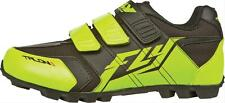 FLY RACING 362-58910 TALON II SHOES BLACK/HI-VIS SZ 9 MTB MOUNTAIN BIKE