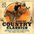 BEST OF COUNTRY CLASSICS 3 CD NEU KENNY ROGERS/BRENDA LEE/JOHNNY CASH/+