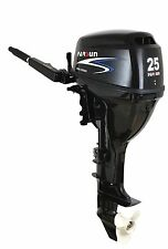 25HP Outboard
