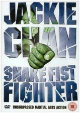 Snake Fist Fighter (DVD, 2007) Jackie Chan NEW AND SEALED