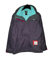 The North Face Women's Origin Triclimate in Greystone Blue Size M - NWT $250.00