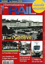 Connaissance du Rail n°273 Versailles-Maule Mende Blois