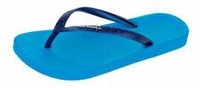 Calzado de mujer azules Ipanema de goma