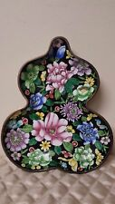 BEAUTIFUL MILLE FLEURS CANDY DISH