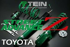 Tein Street Advance Z Coilovers Fits Toyota Altezza / IS200