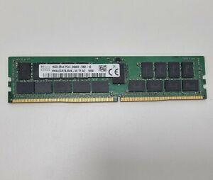 SK Hynix 16GB 2Rx4 DDR4 PC4-2666V-RB2-11 Registered ECC RDIMM lifetime warranty