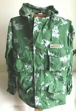Russian Army GORKA-7 BEREZKA KLMK Camo summer light uniform Jacket hooded&Pants
