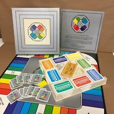 Vintage Word Board Game WORDSTOCK 1985 Play Vocabulary Family Learning