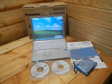 New Toughbook CF-T8HWGTZ2M Touchscreen, 250GB, 2GB Ram Win 7 or XP