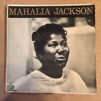 "Mahalia Jackson 2x7"" Gatefold Cover WLP SUPER RARE 40411 40412 black gospel"