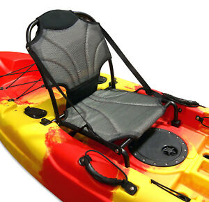 Bluewave Aluminium Seat for Crest Convoy Kayak – Lightweight Comfortable Chair