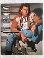 Musik-Biographie # Peter Maffay # 1990 # Moewig-Verlag # Erstauflage # neuwertig