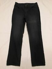 NYDJ Not Your Daughter's Jeans Lift Tuck Straight Size 10P  30 W x 28.5 I R 9.5