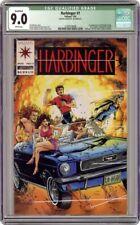 Harbinger 1 Qualified CGC 9.0 1st appearance sting kris zephyr flamingo torque