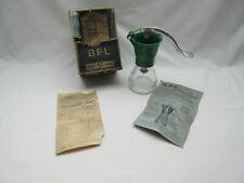 More details for vintage bel green jubilee cream maker blacklers liverpool receipt & instructions