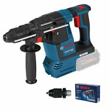 Bosch Cordless Drill Hammer with Sds plus Gbh 18V-26 F without Battery Charger