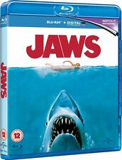 Jaws - Blu-Ray + Ultraviolet Download - Special edition - Steven Spielberg