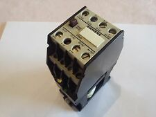 SIEMENS 3TB40 17-0B CONTACTOR 4 KW  COIL 24 V DC ***
