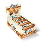 TREK Peanut Power High Protein Energy Bar - Plant Based Protein - Gluten Free -