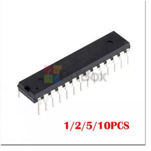 (1-10PCS)  ATMEGA328P-PU Microcontroller IC Chip With Arduino R3 Bootloader