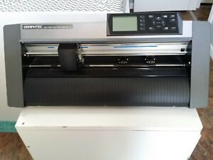 "GRAPHTEC CE6000-40 15"" Vinyl Cutter Plotter Good Working Condition"