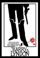 -A3-BARRY LYNDON 1975 Movie Film Cinema wall Home Posters Print Art - #21