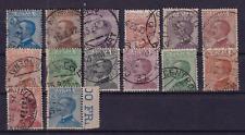 Italien Sassone 157, 219,..... timbrato (144.-)  Michel 186,.....