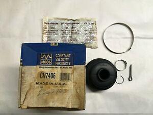 New Moog CV Joint Boot Kit Inner CV7406