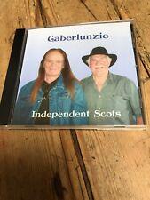 Gaberlunzie- Independent Scots 2001 Cd 16 Tracks