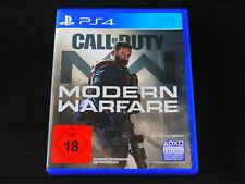 Call of Duty: Modern Warfare (PlayStation 4 PS4, 2019)