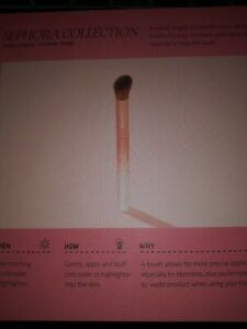 """New CONCEALER BRUSH by SEPHORA COLLECTION 5 1/2"""" LONG"""