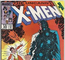 The Uncanny X-MEN #203 Phoenix vs The Beyonder from Mar. 1986 in F/VF Con. NS
