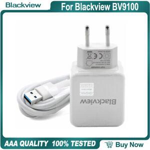Original Blackview BV9100 USB Netzteil Adapter Ladegerät  5V 5A TYP-C Ladekabel