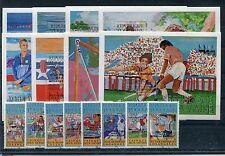 Togo 1888/95 Block 268/75 postfrisch / Olympiade .........................1/2730