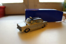 SIMCA 1000 TAXI CLUB DINKY FRANCE 2016 NON COMMERCIALISE