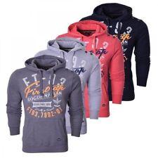 Firetrap Cotton Regular Long Sleeve Hoodies & Sweats for Men