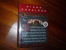 The Outlandish Companion Diana Gabaldon Signed 1st