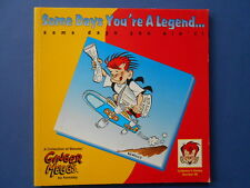 ## SOME DAYS YOU'RE A LEGEND... SOME DAYS YOU AIN'T - GINGER MEGGS - KEMSLEY