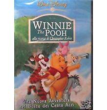 DISNEY DVD Winnie the Pooh alla ricerca di Cris. Robin