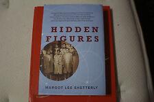 Hidden Figures by Margot Lee Shetterly (2016, Hardcover) SIGNED